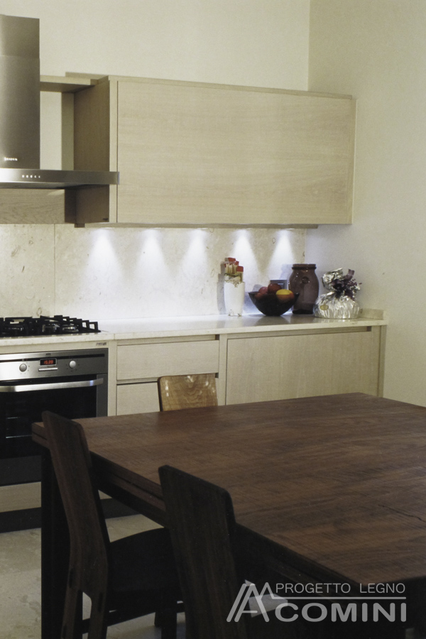 Cucina Marmo Carrara - The Homey Design